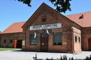 Muzeum Leśnictwa w Gołuchowie