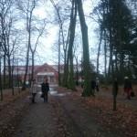 Alejka w Parku Gołuchów