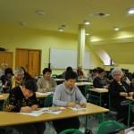 Zajęcia w sali szkoleniowej